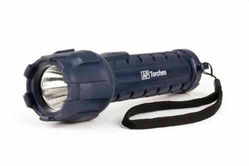 A50954 Active Rubber Torch 2D 120 Metre Beam