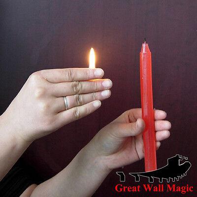 Free Shipping 3 pcs/lot Candle-Lite -- Magic Trick, Fire Magic