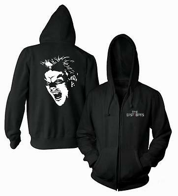 """All Sizes *High Quality* The Lost Boys /""""David/"""" Zippered Hoodie"""