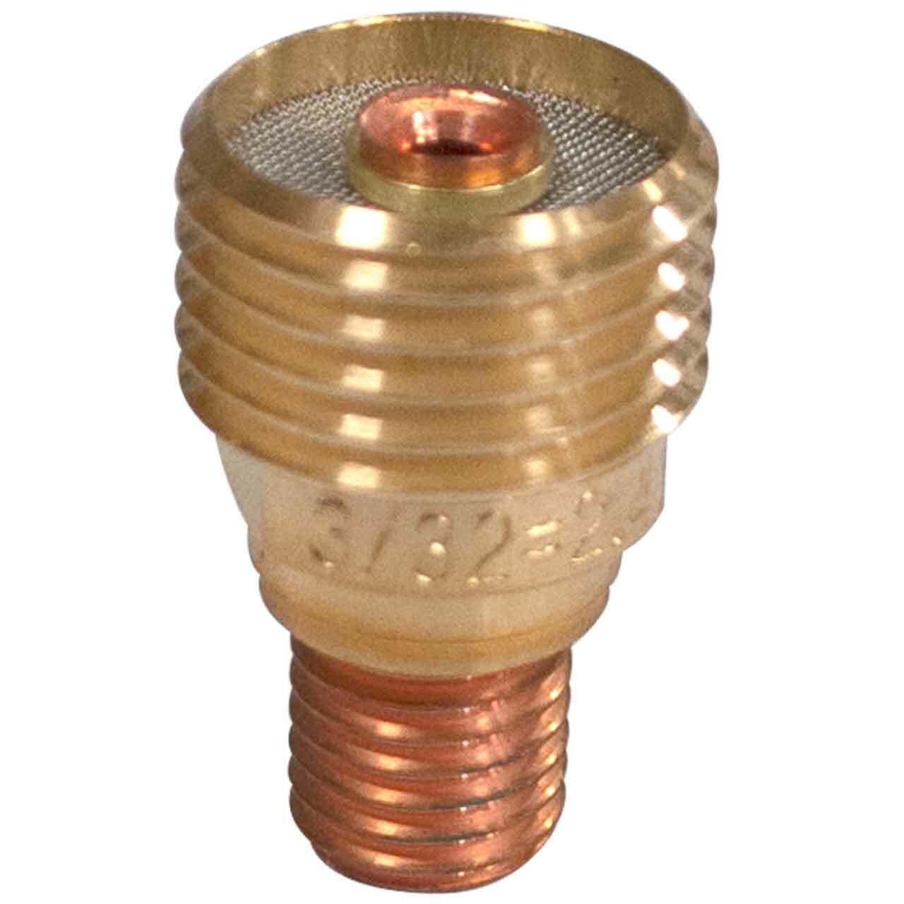 """1//8/"""" CK WORLDWIDE 3GL418 Gas Lens 2 pack 3.2 mm 45V27"""