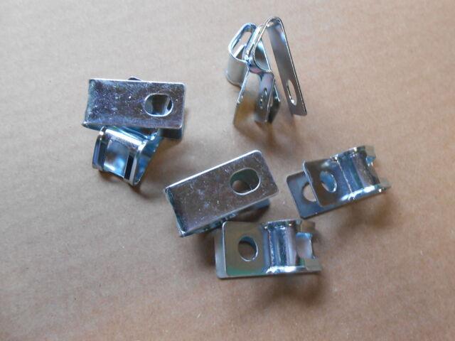 Camaro Fuel Line Clip Kit 3//8 no return line NEW 69 Firebird