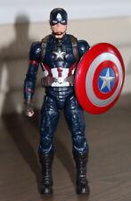 Marvel Legends MCU Captain America Steve Rogers Head Studios First Ten Years