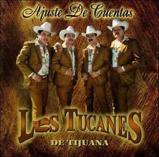 Los Tucanes De Tijuana Ajuste De Cuentas CD
