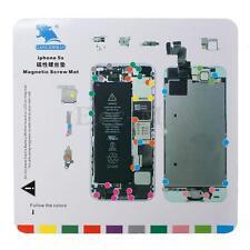 Magnetic Screw Mag Mat For iPhone 5S Professional Guide Chart Pad Repair Tool