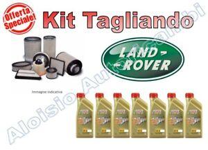 KIT-TAGLIANDO-LAND-ROVER-FREELANDER-2-TD4-SD4-Spedizione-Inclusa
