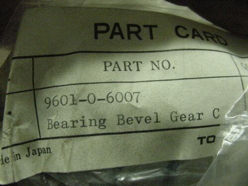 Tohatsu 9601-0-6007   960106007 BEARING BEVEL GEAR C                   C101