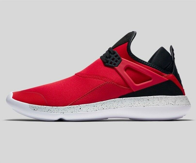 Nike Jordan Fly '89 University rot Uk Größe 12 Eur 47.5 940267-601