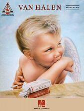 Van Halen 1984 Sheet Music Guitar Tablature Book NEW 000700092