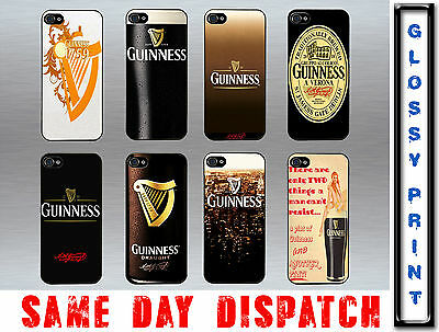 Guinness Beer St.James's Gate Dublin Quirky Brew iPhone 6/6s Clip Case Cover