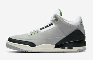 reputable site 17285 3d819 Image is loading 2018-Nike-Air-Jordan-3-III-Retro-SZ-