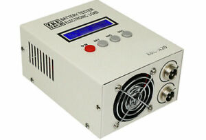 EBC-B20H 12V-72V 10A Lead Acid Li Battery Capacity Tester AutoCharge & Dischar