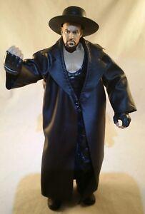 WWE-Wrestling-Mattel-Elite-THE-UNDERTAKER-Wrestlemania-32-Heritage-Series