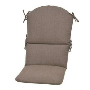 Adirondack Chair Cushion Taupe Solid