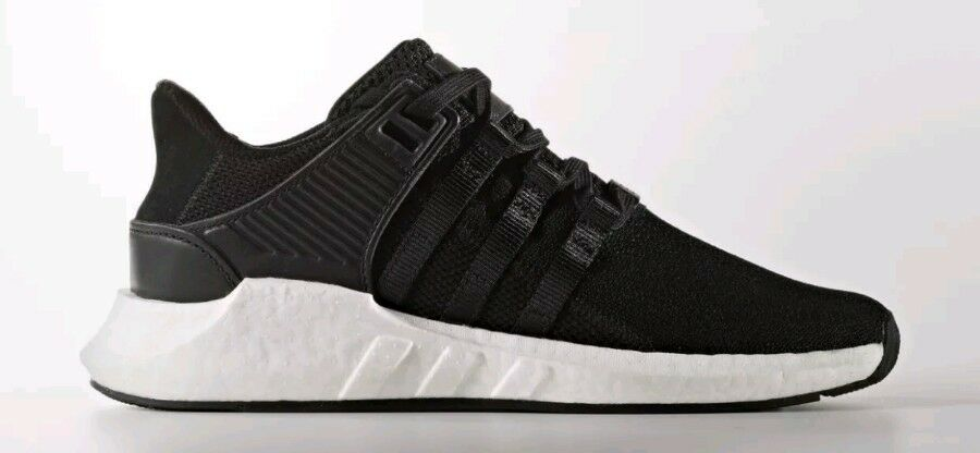 NEW Adidas EQT Support Boost 93/17 SIZE 9.5 Milled Leather boost pk FREE SHIP