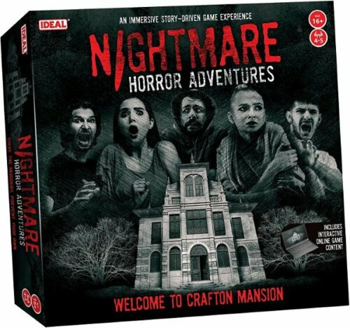 Ideal NIGHTMARE HORROR ADVENTURES Immersive Story Driven GAME EXPERIENCE