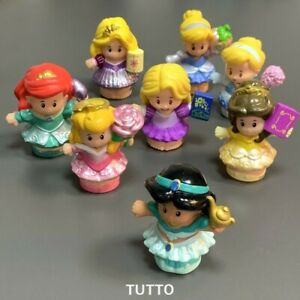 Random-5x-Fisher-Prince-Little-People-Disney-Princess-Cinderella-Ariel-Belle-Toy