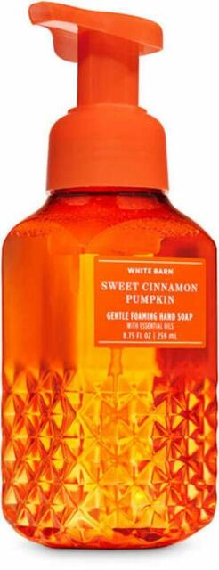 White Barn Candle Company Bath and Body Works Gentle Foaming Hand Soap