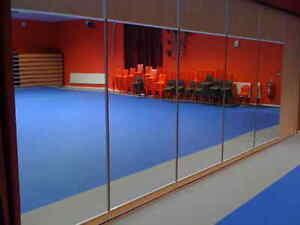 SPECCHIO-IN-ACRILICO-3mm-24x24cm-fogli-di-plastica-Perspex-plexiglass