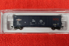 50002289 Minn N.Field & Southern 53' Evans Double Plug Door Box Car NEW IN BOX