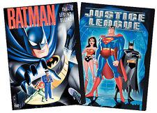 Batman - The Animated Series - The Legend Begins / Justice League Secret Origins