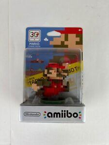 Mario Classic Color Amiibo 30th Anniversary Series