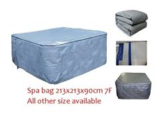 hot tub cover guard 213x213x90cm(7f ) spa cover cap fits,jacuzzi,hotspring