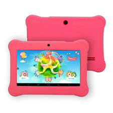"iRULU 7"" BabyPad Google Android 8GB WIFI Learning eReader Kid Toy Pink Tablet PC"