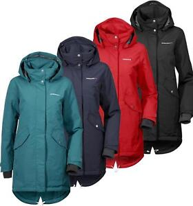 5f489ab2 Image is loading Didriksons-Tanja-Womens-Parka -Waterproof-Insulated-Longer-Length-
