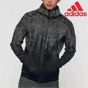 adidas-HOODIE-ZNE-PULSE-felpa-uomo-con-cappuccio-traspirante-nera-bianca-BS4877