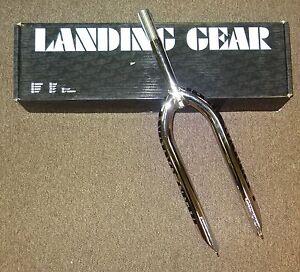 Se Landing Gear Bmx Bike Chrome Fork 24 In 1 In Threaded