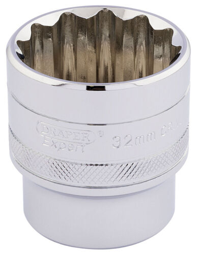 "Genuine DRAPER 1//2/"" Square Drive Hi-Torq 12 Point Socket 32mm 33593"