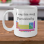 Funny-Chemist-teacher-Chemistry-coffee-cup-gift-I-use-this-mug-Periodically miniature 2