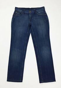 Levis-604-jeans-donna-usato-slim-gamba-dritta-W30-tg-44-boyfriend-vintage-T4767