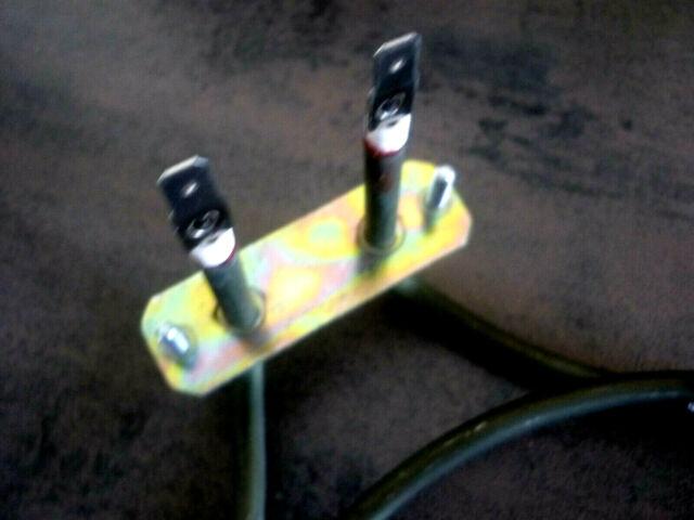 Heißluft Heizung Ringheizung 2200W 230V Backofen ORIGINAL Gorenje 379201