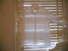 NWOT annette goertz görtz Germany ~ Art To Wear ~ Lagenlook White Tunic Blouse