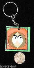 South Park Who Killed KENNY TOY KEY CHAIN RING Retro Cartoon Character Funny Gag