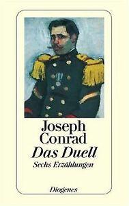 Das-Duell-Sechs-Erzaehlungen-von-Conrad-Joseph-Buch-Zustand-gut