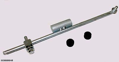 55366066-AB Dodge Ram Truck 4X4 Transfer Case Shifter Linkage Rod w//Set Screw!