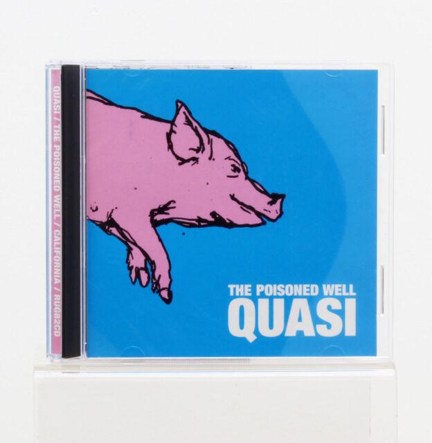Quasi - Avvelenato Ebbene - Musica CD - Buone Condizioni
