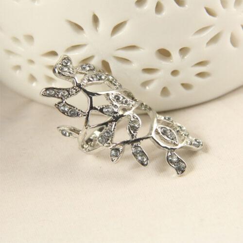 Fashion Jewelry for Women New antique couleur or branche en forme de bagues vente chaude