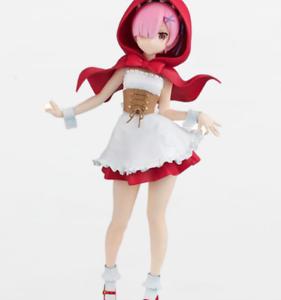 Re:Zero Starting Life in Another World Ram Ichiban Kuji Premium Figure No Box BL