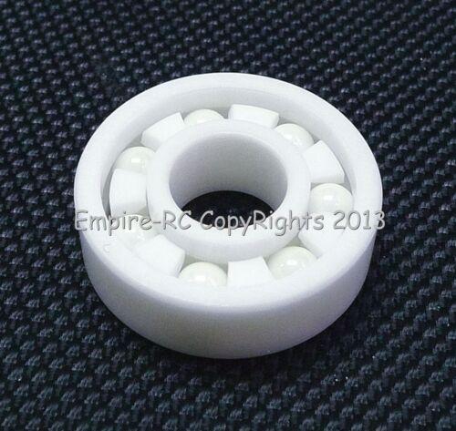 Voll Keramik Zirconia Oxid Wälzkörper 1 Stück 60x95x18 mm Zro2 6012