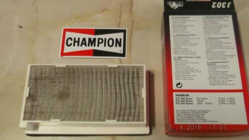 4-56-1 CHAMPION AIR FILTER J302 YAMAHA XTZ 660 TENERE