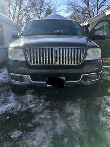 2006 Lincoln mark lt sold as is
