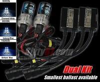 Peterbilt 389 Hid Kit Xenon Headlight High-low Beams Conversion Light Kit 6000k
