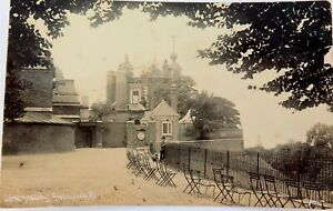c1900-ENGLISH-REAL-PHOTO-POSTCARD-GREENWICH-OBSERVATORY