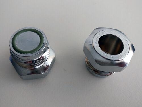 NAUTEC Messing Stopfen für M26x2 Nitrox 230 bar Ventil