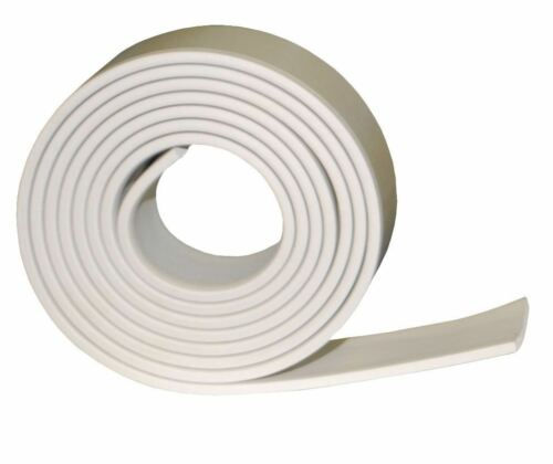 Safetots Premium Safety Cushion Tape White Baby Safety edge guard protection