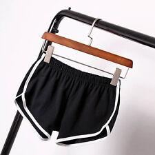 item 4 Women Girl Sports Shorts Yoga Running Gym Fitness Hot Pants Workout  Beach Casual -Women Girl Sports Shorts Yoga Running Gym Fitness Hot Pants  Workout ... 69b9178773d