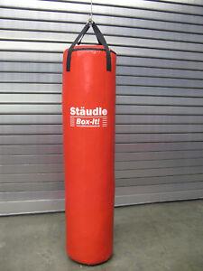 Made in Germany !!! Profiboxsack Boxsack leer Sandsack ungefüllt 100 rot